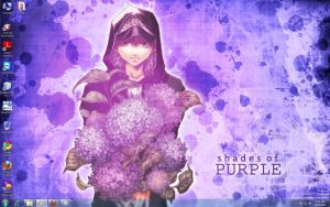 shades of purple by josephine12cute