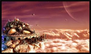 Avilon City by arcipello