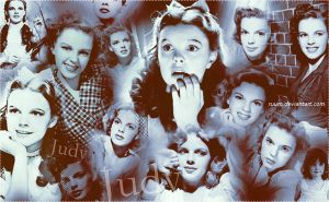 Judy Garland Wall O2 by Ruum