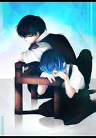 TG Chapter 72 - Kaneki and Touka - Warmth by KuroNick-Arts