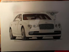 2014 Bentley Flying Spur by przemus