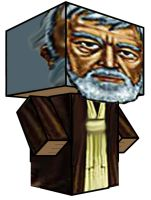 Cubee - Obi-Wan by 7ater