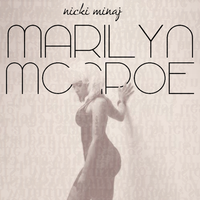 Nicki Minaj - Marilyn Monroe CD Cover by CDCovers