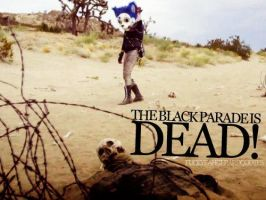 The black parade is dead. by The-MCR-Fan-Club
