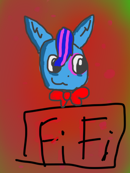 Fi Finthe Fobunny by Cottonee27