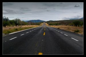 Road to Oaxaca - Panamericana by snoopersen