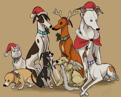 'tis the season by swift-whippet