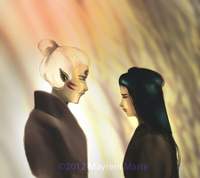 This is a Goodbye by mayreni