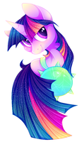 Twilight Sparkle [MLP] by TwistedMindBrony