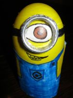 minion egg 4 by toastles