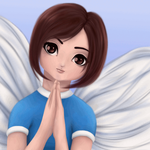 Silent Prayer - My Angel [GIF] by Vlossy