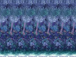 Message from Santa. Stereogram by 3Dimka
