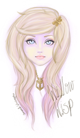 Miss Willow Wisp by ChamomileCatastrophe