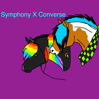 Symphony X Converse Breed pic by HeartBrokenWolf123