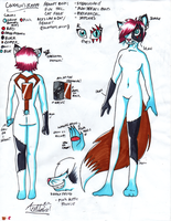 RefSheet: HomicidePersonified by InvaderSonicMx