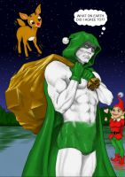 TLIID  Christmas - The Spectre Spirit of Christmas by Nick-Perks