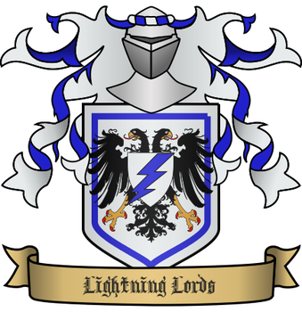 Lightning Lords Chapter by The-Lord-Marshal