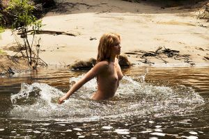 wading forth by andre-j
