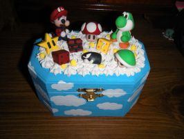 Mario Deco Box by nightmares-or-dreams