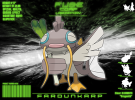 F.U.S.E Corp Lab: Fardunkarp by Dragonith