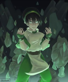 Toph by Amemihi