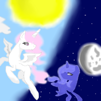 Celestial Sisters~ by Maiko-of-Harmony