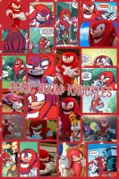 Sonic Boom: Knuckles the Echidna by PrincessEmerald7