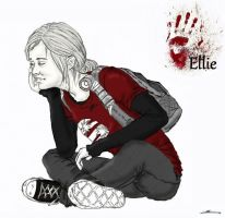 Ellie - Another day in paradise. by Marii-ScriB