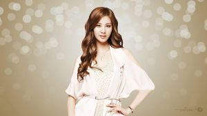 seohyun wallpaper by SNSDartwork