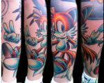 Tails leg sleeve by Boosted-Vulpine