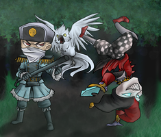 S Squad Continued by torinid