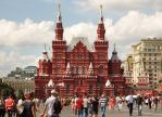 Russian Historical Museum - Red Square, Moscow by wildplaces