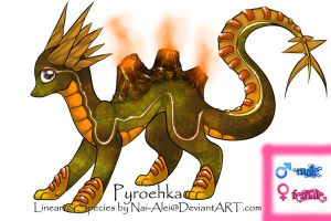 Pyroehka Adoptable ~ 15 by BiahAdopts