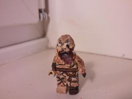 lego Amnesia: Grunt or servant by balthazar147