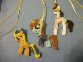 Prizes for ZapAppleAcres Contest Winners by grandmoonma