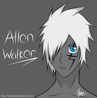 Allen Walker-Noah by iEnvious