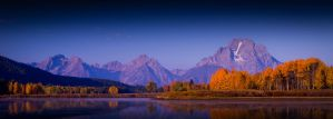 Grand Teton by bberkok