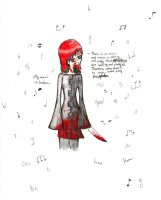 My Music Is Broken by TheDreamingDreamer