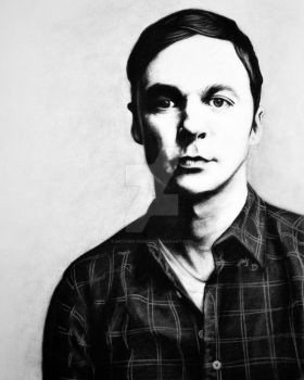 Jim Parsons by mother-night