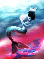 mermaid by raulovsky