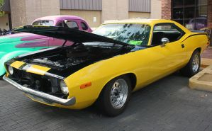 340 Cuda Project by StallionDesigns