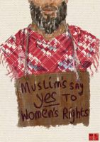 Muslim Women's Rights by WashedfirE