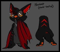 Noobat Feral Reference by SK555 by VenomousSniper