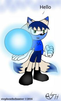 Stephal (fusion of Stephen and Crystal) by stephenthehunter