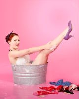 Pink Pinup Number Three too by David1411