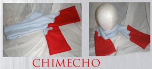 Chimecho scarf by Gijinkacosplay