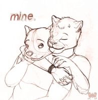 mine by therealbloodhound