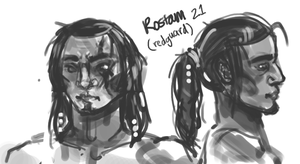 Rostam Concept by ashleigheperry