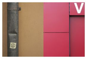 Peace - the only victory by davespertine