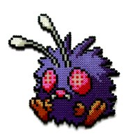 #048 - Venonat by Aenea-Jones